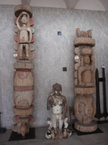 035_Lome  Musee International du Golfe de Guinee