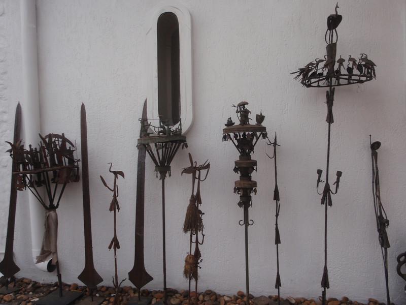 033_Lome  Musee International du Golfe de Guinee