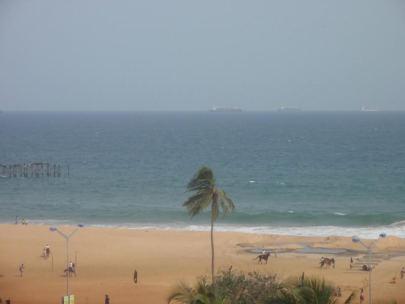015_Lome  The Beach  The Atlantic Ocean