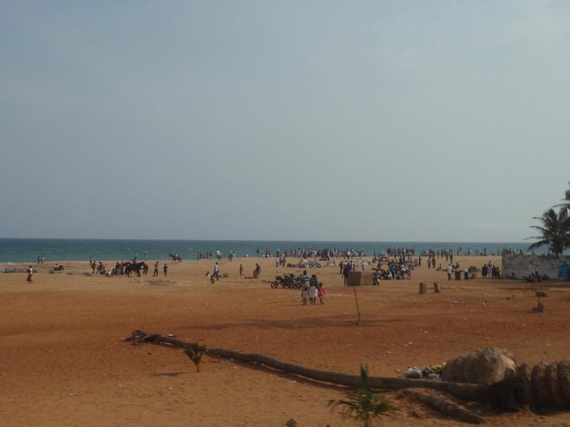 018_Lome  The Beach  The Atlantic Ocean