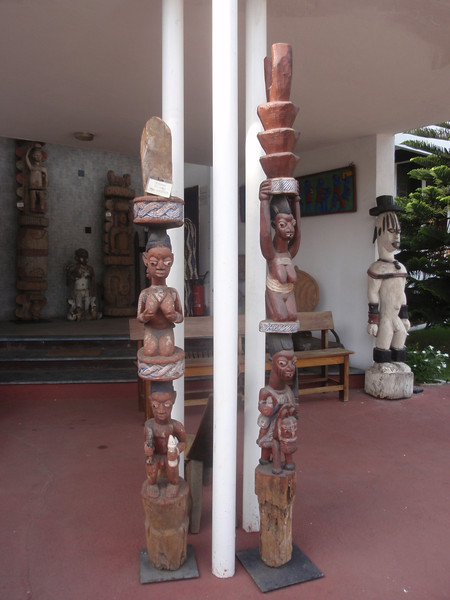 034_Lome  Musee International du Golfe de Guinee