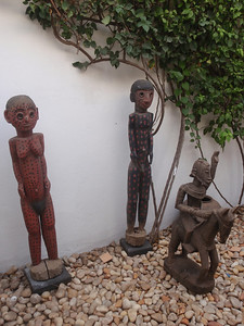 037_Lome  Musee International du Golfe de Guinee