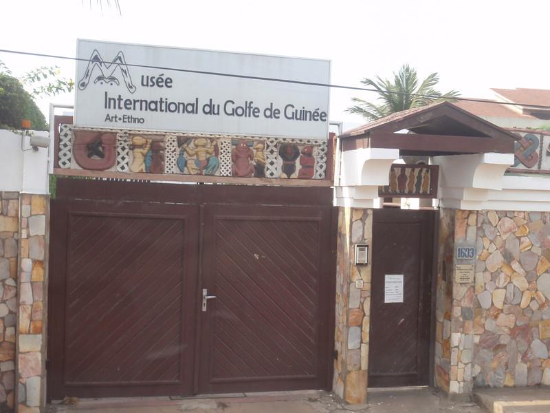 024_Lome  Musee International du Golfe de Guinee  2007