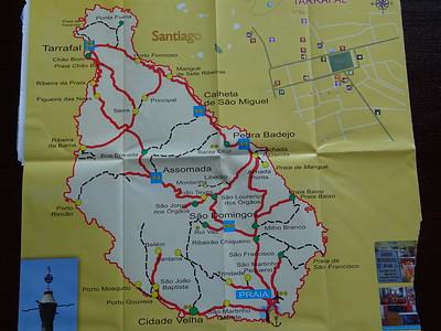 008_Santiago Island  900 Square kilometres