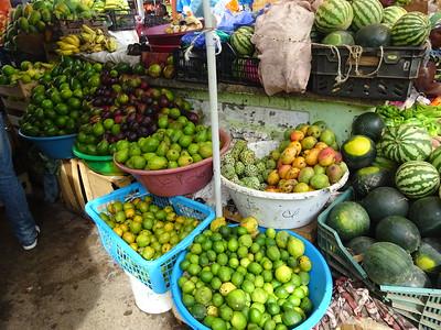 025_Santiago Island  Praia  The Plateau  The Market