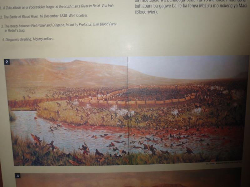 028_Pretoria  The Voortrekker Monument  Commemorating the Great Trek  15,000 Pioneers  1835-1854