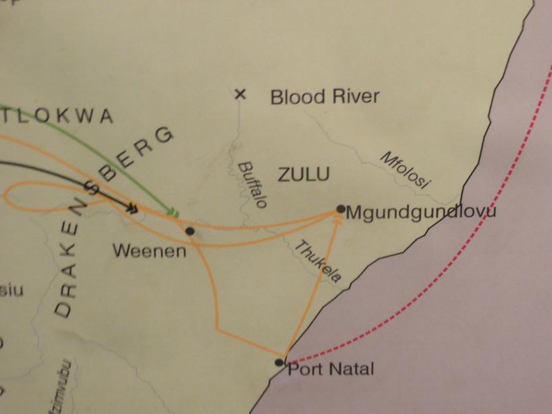 027_Pretoria  The Voortrekker Monument  Commemorating the Great Trek  15,000 Pioneers  1835-1854