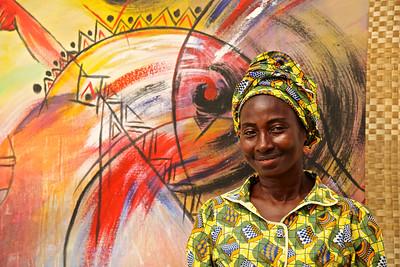 014_Libreville  Musée National des Arts et Traditions du Gabon