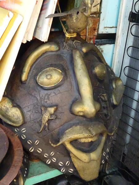 023_Libreville  Village Artisanal Biran Diouf