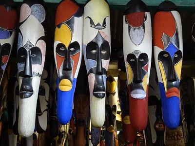 022_Libreville  Village Artisanal Biran Diouf