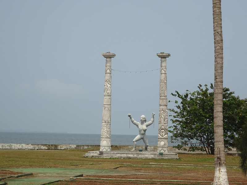008_Libreville, means Freetown, where freed slave were ship to new horizon
