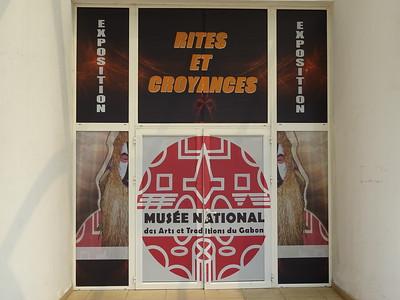 013_Libreville  Musée National des Arts et Traditions du Gabon