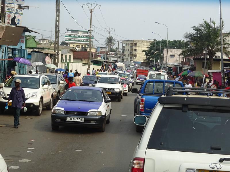 039_Libreville  Nkembo District