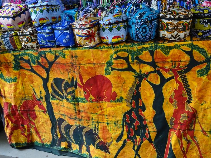 025_Libreville  Village Artisanal Biran Diouf
