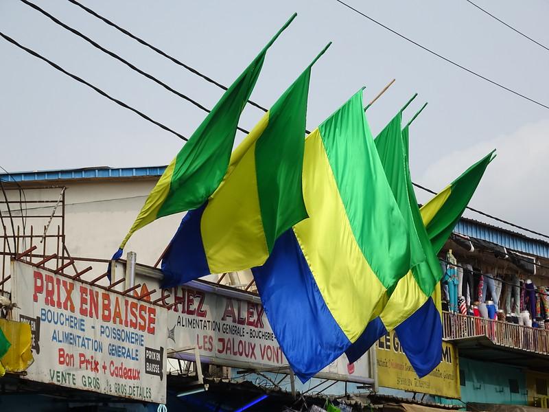006_Gabon Flag