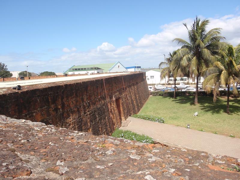 024_Maputo  Fort of Nossa Senhora da Conceiao (Our Lady of Conception)  18th  C