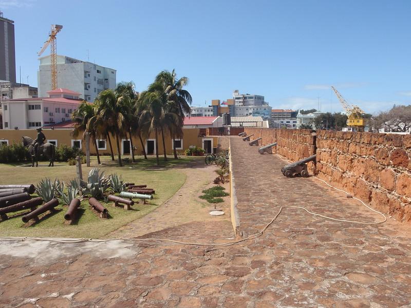 025_Maputo  Fort of Nossa Senhora da Conceiao (Our Lady of Conception)  18th  C