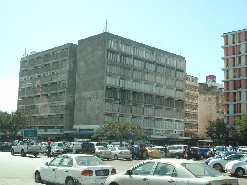 010_Maputo  Abandonned Buildings