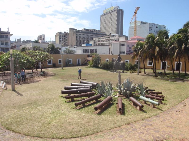 026_Maputo  Fort of Nossa Senhora da Conceiao (Our Lady of Conception)  18th  C