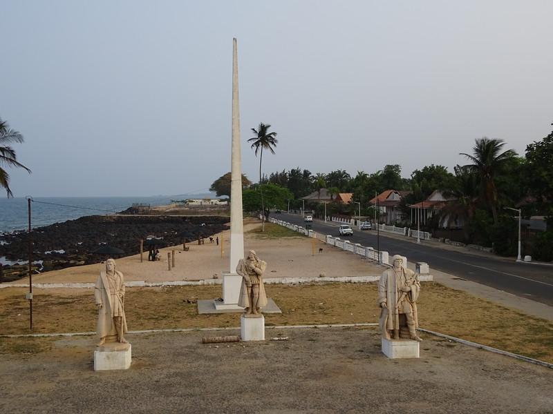 028_Sao Tome Island  The Fortress of Saint Sebastian