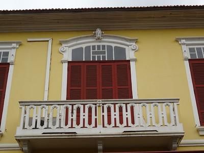 018_Sao Tome Island  Colonial Building