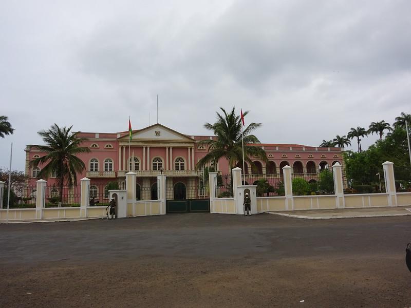 021_Sao Tome Island  The Presidential Palace