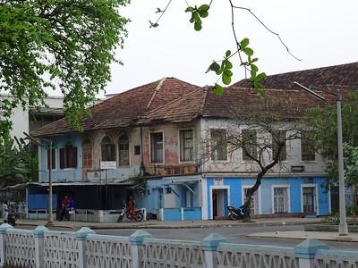 012_Sao Tome Island  Colonial Building