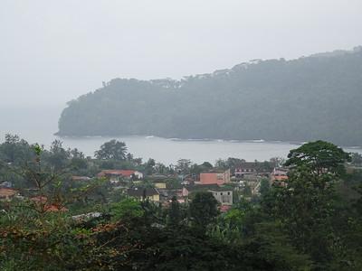 092_Sao Tome Island  Sao Joao dos Angolares Village