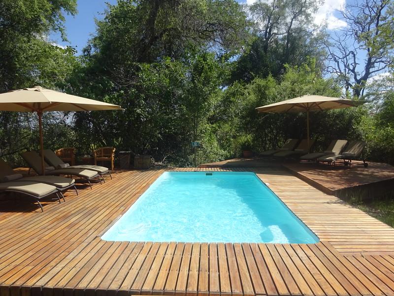 020_Okavango Delta, Moremi Game Reserve  Small exclusive, top-quality lodge