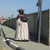 298_Swakopmund  Stately Herero women in victorian dress