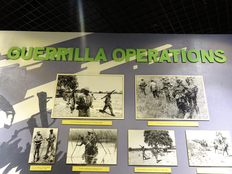 014_Windhoek  Guerrilla Operations