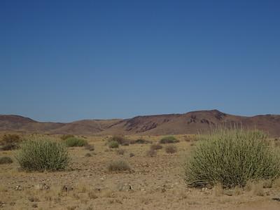 340_Damaraland  Semi-arid region  The territory between the Skeleton Coast and Namibia's Central Plateau