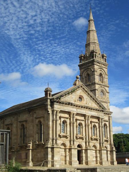 022_Antananarivo  The Rova  Protestant Church