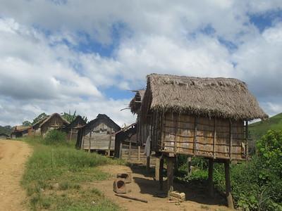 319_Toward Mantadia NP  All over Madagascar  Small village, community life style