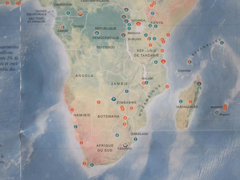 002_Madagascar  A 400km de l'Afrique par canal de Mozambique  Écosystèmes faune unique