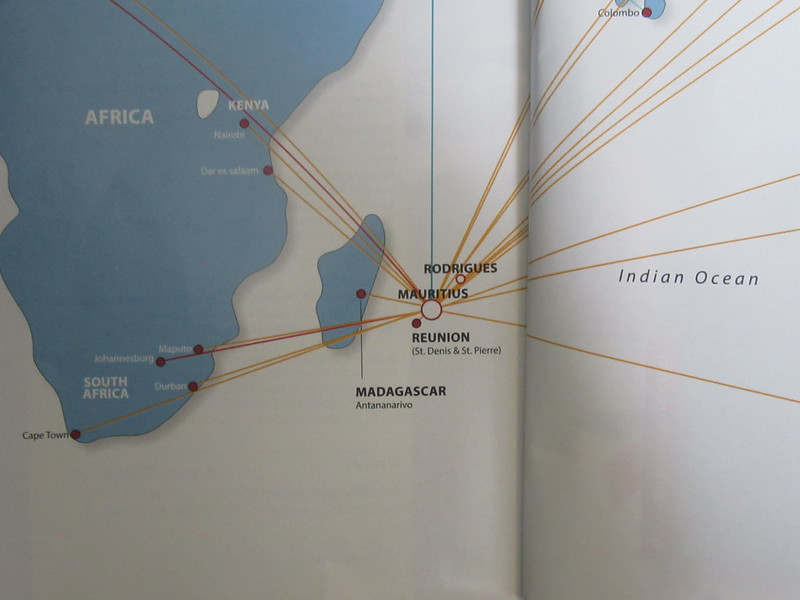 002_Mauritius Island  With Reunion and Rodrigues, part of the Mascarene Archipelego