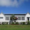 048_La Maison Française  Architecture  Disposition très simple, typique premières maisons coloniales