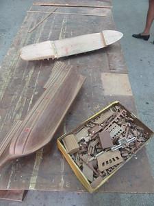 053_Curepipe  L'importance des traditions  Maquettes de voiliers anciens