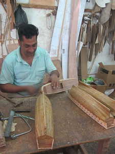 052_Curepipe  L'importance des traditions  Maquettes de voiliers anciens