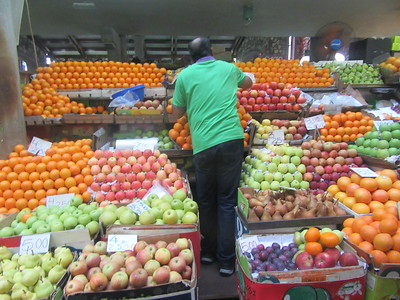 076_The Port Louis Market