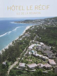 019_La Côte Ouest, sous le vent  L'Hermitage-Les-Bains (mon hôtel)