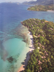 029_Mahé Island  West Coast  Anse Louis and The Maya Hotel