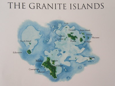 014_Granite Islands  Verdant peaks skywards, virgin forests and immaculate beaches