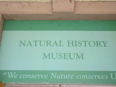 085_Mahé Island  Victoria  National History Museum