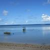 152_Mahé Island  Anse Takamaka  A stunning sandy white beach