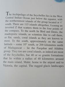 004_Seychelles Archipelago  225,000 tourists per year