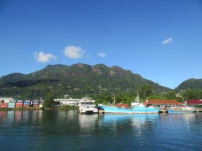 026_Mahé Island  Harbour