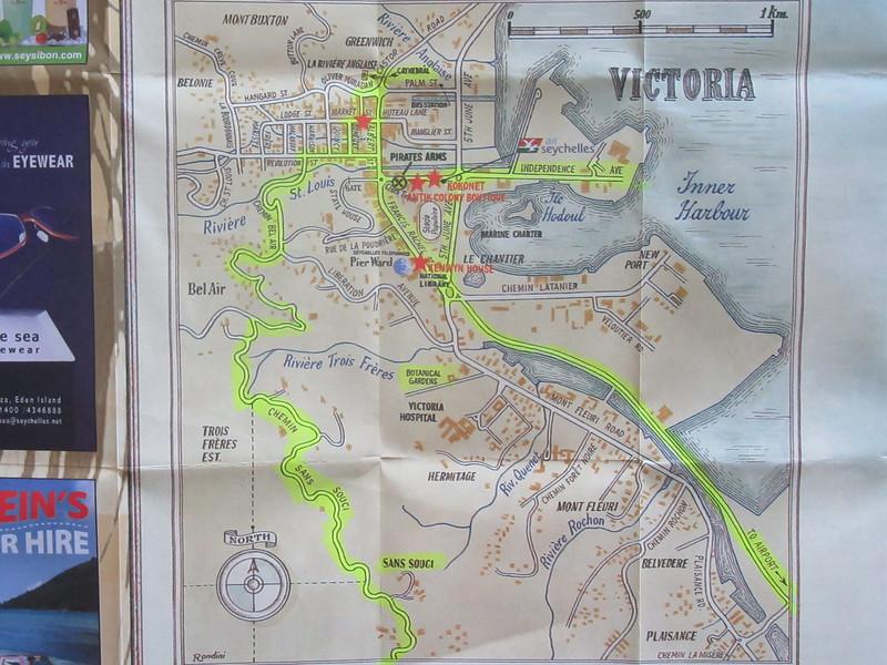 044_Mahé Island  Victoria  The world's smallest capital city
