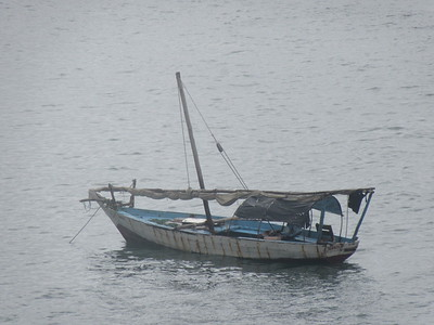 015_Zanzibar Island  Zanzibar Stone Town  Fishing Dhow