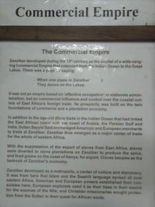 069_Zanzibar Stone Town  The House of Wonders  Commercial Empire